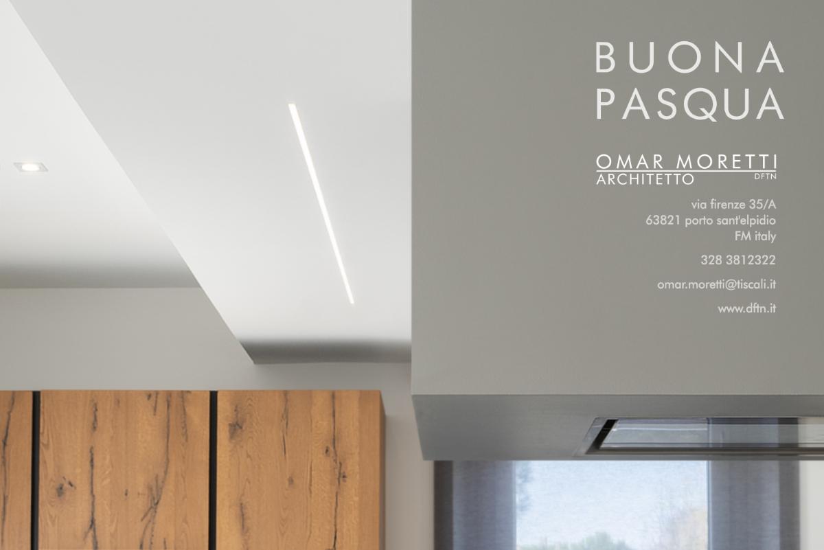 BUONA PASQUA - Omar Moretti architetto
